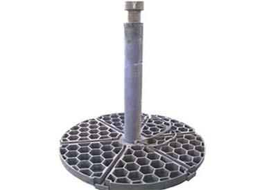 井式炉吊具工装